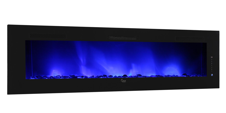 SCW - Caesar Electric FireplaceCaesar Electric Fireplace