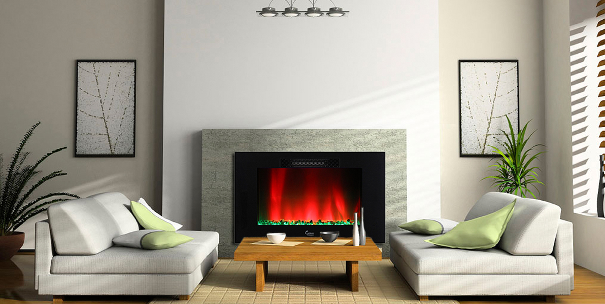 Caesar electric fireplace revolutionary luxury electric Luxury fireplaces luxury homes